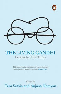 The Living Gandhi