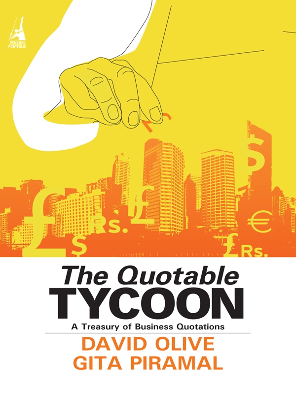 The Quotable Tycoon