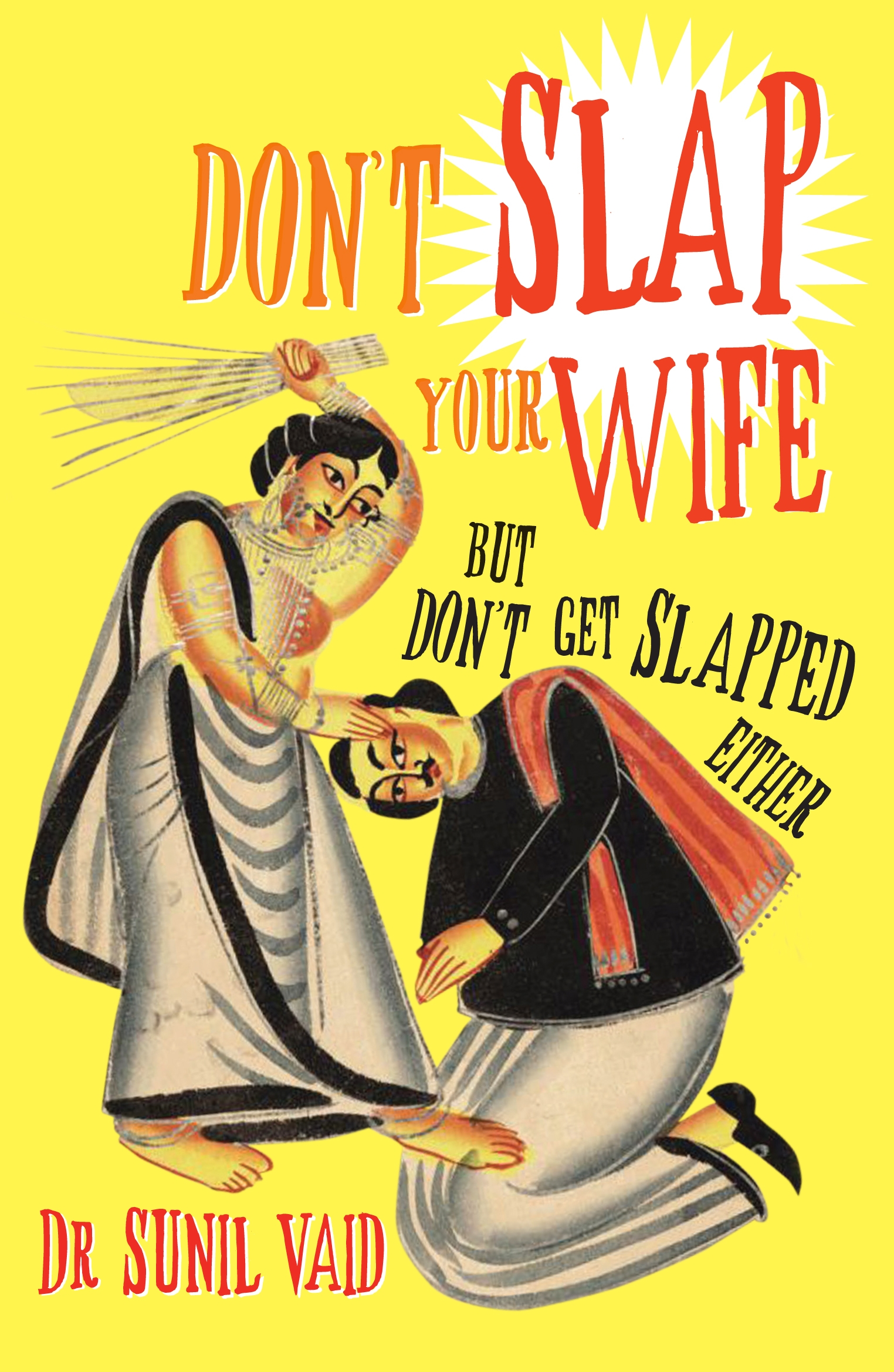 Don't Slap Your Wife