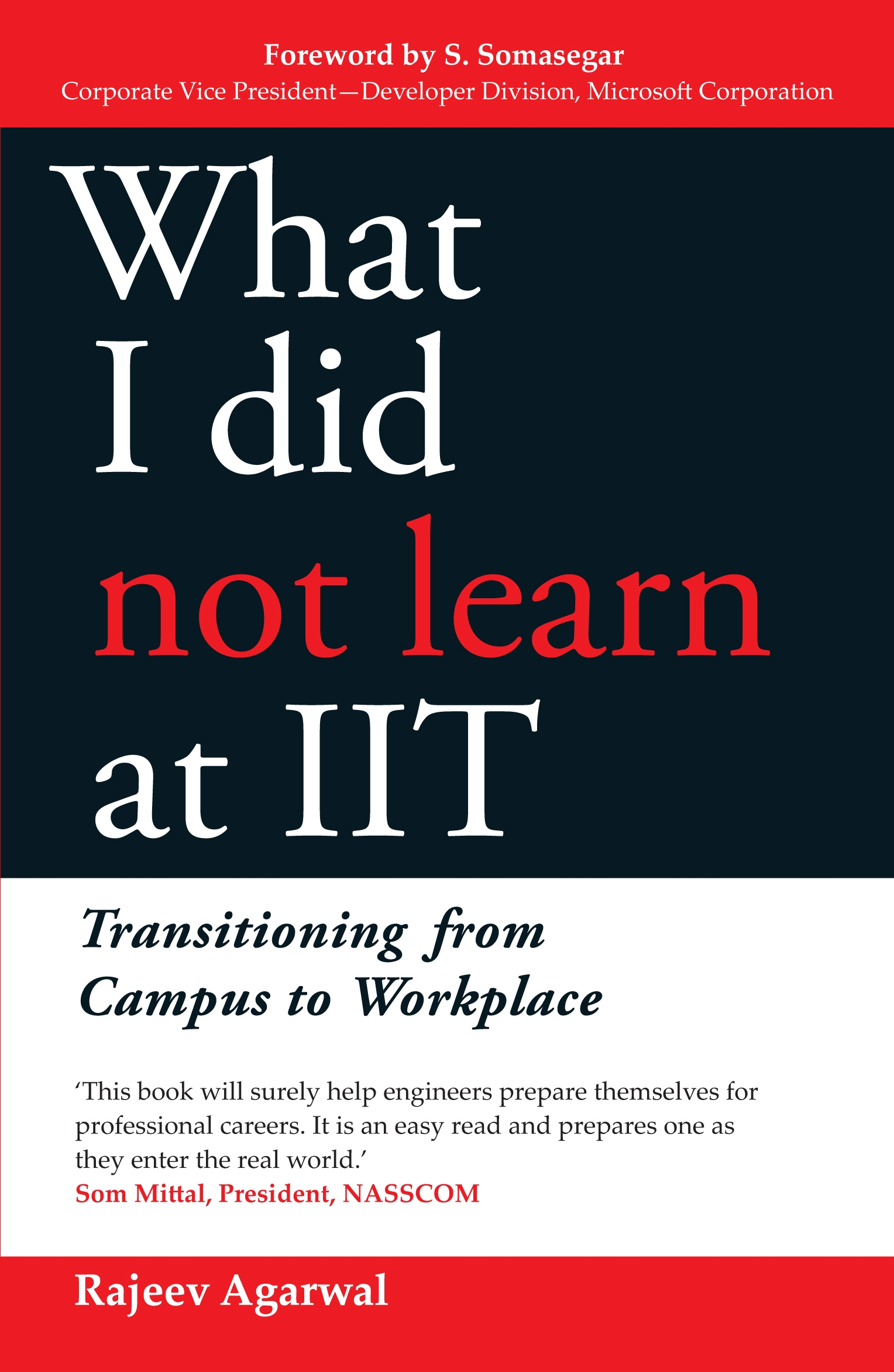 What I Did Not Learn At IIT