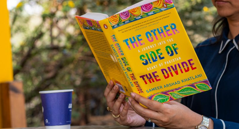 The Other Side of the Divide- An Excerpt
