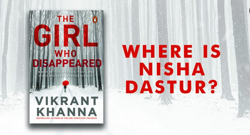 The Girl Who Disappeared- An Excerpt