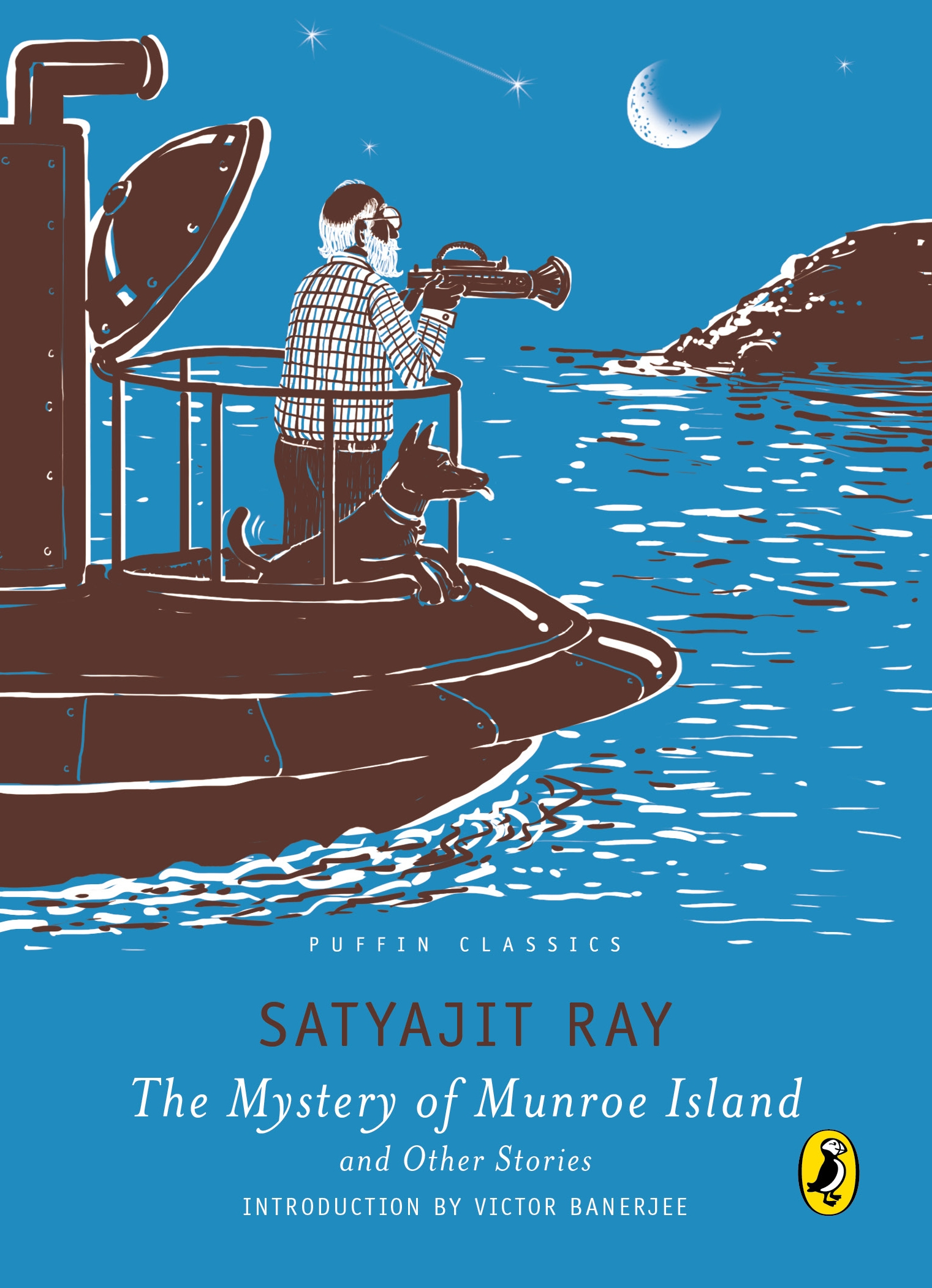 Puffin Classics: The Mystery of Munroe Island and Other Stories